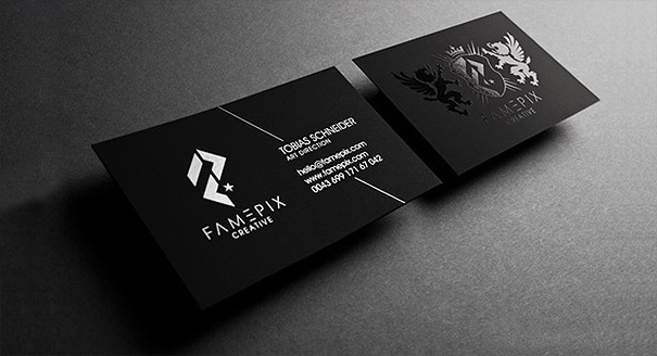 Creative business cards designs for your inspiration 1 art director card fbccfo Image collections