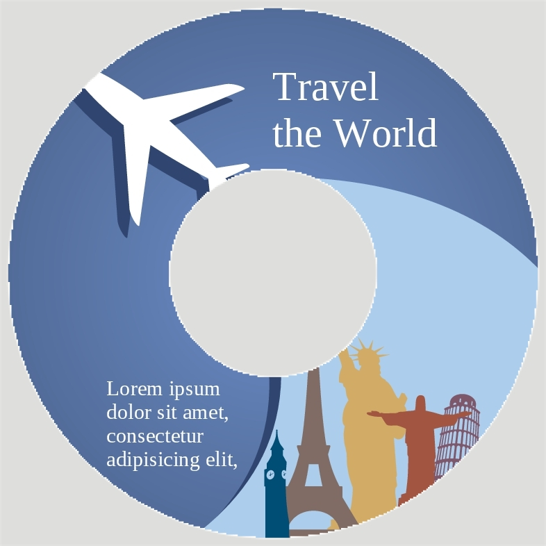 Cheap cd labels by printdirtcheap 100 labels only 28 for Travel the world for cheap